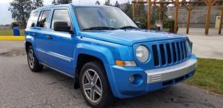 Used 2009 Jeep Patriot Limited 4WD for sale in West Kelowna, BC