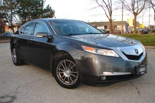 Used 2009 Acura TL w/Nav Pkg for sale in Mississauga, ON