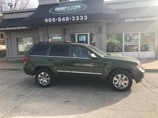 Used 2008 Jeep Grand Cherokee Limited for sale in Mississauga, ON
