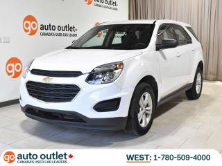 Used 2016 Chevrolet Equinox LS AWD; Bluetooth, Backup Camera for sale in Edmonton, AB
