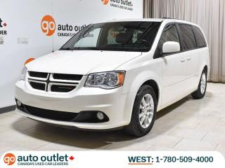 Used 2013 Dodge Grand Caravan RT; Leather, Heated Seats, Backup Cam, DVD for sale in Edmonton, AB