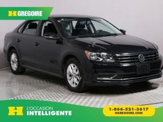Used 2018 Volkswagen Passat TRENDLINE+ A/C GR for sale in St-Léonard, QC