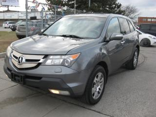 Used 2008 Acura MDX Tech pkg for sale in Toronto, ON