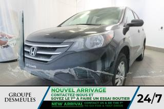 Used 2014 Honda CR-V LX + AWD + SUPER PROPRE for sale in Laval, QC