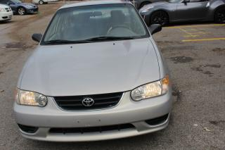 Used 2001 Toyota Corolla CE for sale in Scarborough, ON