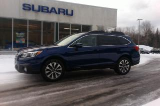 Used 2017 Subaru Outback 2.5I LIMITED W/TECH PKG for sale in Minden, ON