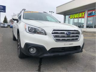 Used 2017 Subaru Outback 3.6r Ltd Tech for sale in Lévis, QC
