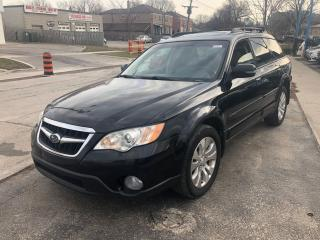 Used 2009 Subaru Outback 3.0R Premier for sale in Toronto, ON