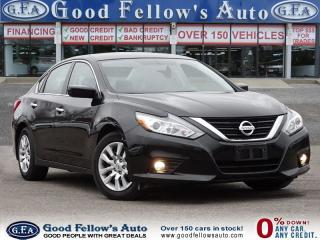 Used 2017 Nissan Altima S MODEL, REARVIEW CAMERA for sale in Toronto, ON