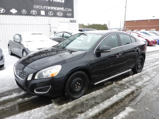 Used 2012 Volvo S60 T6 Awd Gar. 10 Ans for sale in Shawinigan, QC