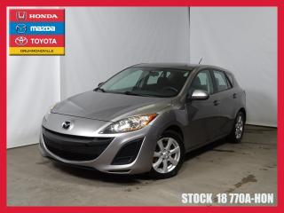 Used 2011 Mazda MAZDA3 Sport Gx / En Bonne for sale in Drummondville, QC