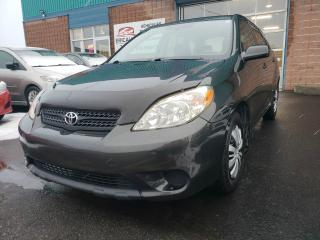 Used 2006 Toyota Matrix for sale in St-Eustache, QC