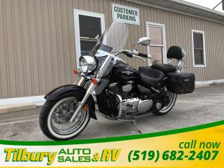 Used 2016 Suzuki Boulevard - C 50T for sale in Tilbury, ON