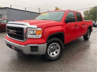 Used 2014 GMC Sierra 1500 4x4 for sale in St Catharines, ON