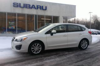Used 2014 Subaru Impreza 2.0i w/Touring Pkg for sale in Minden, ON