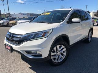 Used 2015 Honda CR-V EX-L Leather - Sunroof - AWD - Alloys for sale in St Catharines, ON