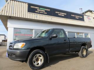Used 2006 Toyota Tundra CERTIFIED,8 FOOT BOX for sale in Mississauga, ON