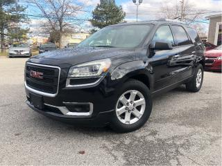 Used 2015 GMC Acadia SLE-1 - Ex-Lease for sale in St Catharines, ON