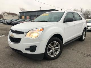 Used 2014 Chevrolet Equinox LS - Ex-Lease -  - Bluetooth for sale in St Catharines, ON
