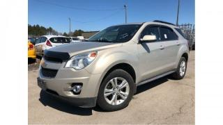 Used 2011 Chevrolet Equinox 1LT - Bluetooth -  Heated Mirrors for sale in St Catharines, ON