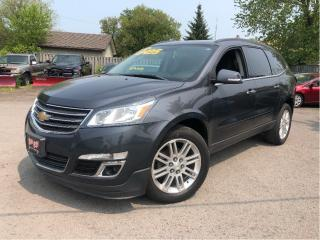 Used 2014 Chevrolet Traverse |7 Passenger|DVD|Navigation|Back Up Camera| for sale in St Catharines, ON
