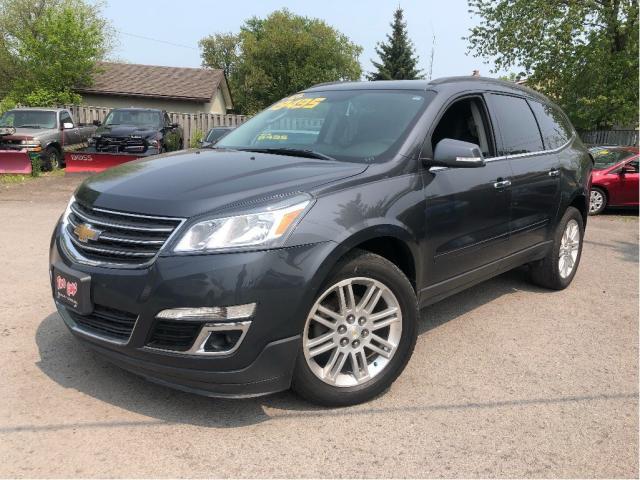 2014 Chevrolet Traverse |7 Passenger|DVD|Navigation|Back Up Camera|