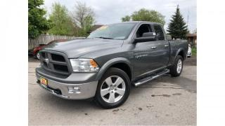 Used 2012 RAM 1500 Outdoorsman  Hemi 4wd 5pass Tow Pkg for sale in St Catharines, ON