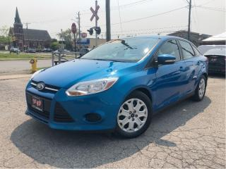 Used 2014 Ford Focus SE - Local - Trade-in - Bluetooth for sale in St Catharines, ON