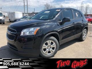 Used 2013 Chevrolet Trax LS - Bluetooth -  Onstar for sale in St Catharines, ON
