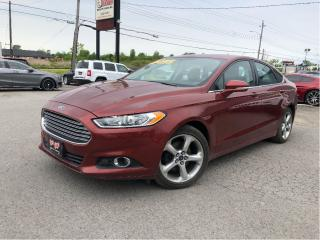 Used 2014 Ford Fusion SE Bluetooth -  Sync -  201A for sale in St Catharines, ON