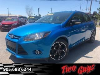 Used 2014 Ford Focus SE |Auto | Sport Appearance Pkg| SYNC for sale in St Catharines, ON