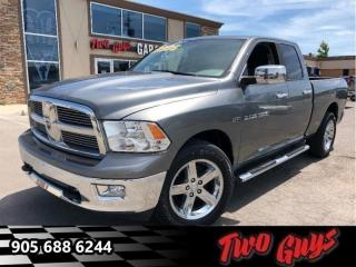 Used 2012 RAM 1500 Big Horn Chrome!!! Hemi 4wd for sale in St Catharines, ON