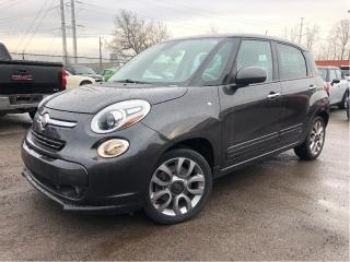 Used 2014 Fiat 500 L Sport NAVIGATION PANORAMIC ROOF for sale in St Catharines, ON