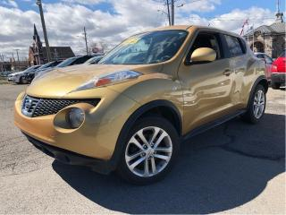 Used 2013 Nissan Juke SV - Bluetooth -  Power Windows for sale in St Catharines, ON