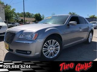 Used 2014 Chrysler 300 TOURING AWD for sale in St Catharines, ON