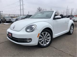 Used 2015 Volkswagen Beetle Convertible 1.8 TSI Comfortline Auto for sale in St Catharines, ON