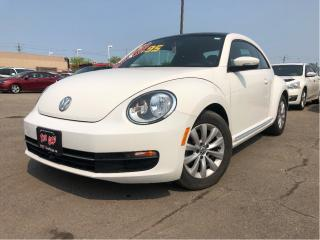 Used 2014 Volkswagen Beetle 2.5L Comfortline - for sale in St Catharines, ON