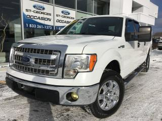 Used 2013 Ford F-150 Xtr Crew 302 A Gar for sale in St-Georges, QC
