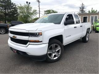 Used 2016 Chevrolet Silverado 1500 Apple Carplay / Bluetooth - St Catharines for sale in St Catharines, ON