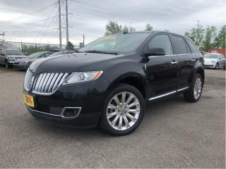 Used 2014 Lincoln MKX |AWD| New Tires| Leather| Panoroof for sale in St Catharines, ON