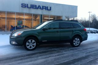 Used 2011 Subaru Outback 2.5i CP for sale in Minden, ON