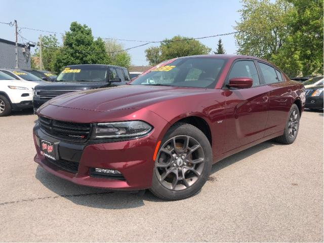 2018 Dodge Charger GT |AWD|Low Kms|Sunroof|Leather|