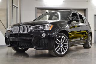 Used 2015 BMW X3 Xdrive28i M Pack + Nav for sale in Laval, QC