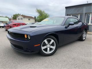 Used 2016 Dodge Challenger SXT |Low Mileage| Auto| Alloys| 3.6L for sale in St Catharines, ON