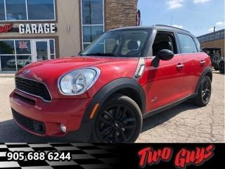 Used 2014 MINI Cooper Countryman ALL4 S Panoramic Auto Leather for sale in St Catharines, ON