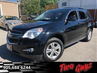 Used 2015 Chevrolet Equinox 2LT - Bluetooth -  Heated Seats for sale in St Catharines, ON