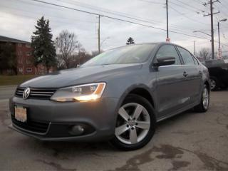 Used 2011 Volkswagen Jetta HIGHLINE for sale in Oshawa, ON