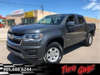 Used 2017 Chevrolet Colorado WT -  Towing Package for sale in St Catharines, ON