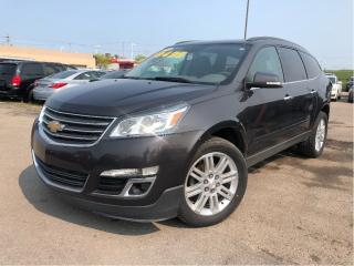 Used 2014 Chevrolet Traverse 1LT | New Tires| 8 Pass | Touchscreen| Htd Seats for sale in St Catharines, ON