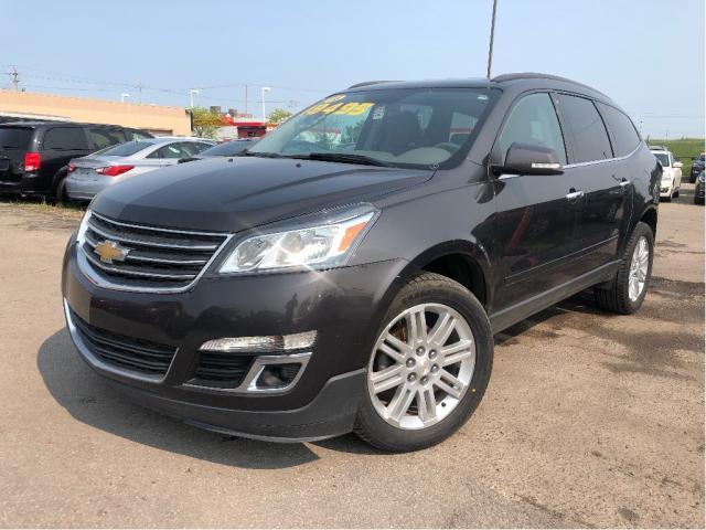 2014 Chevrolet Traverse |8 Passenger|Back Up Camera|Heated Front Seats|